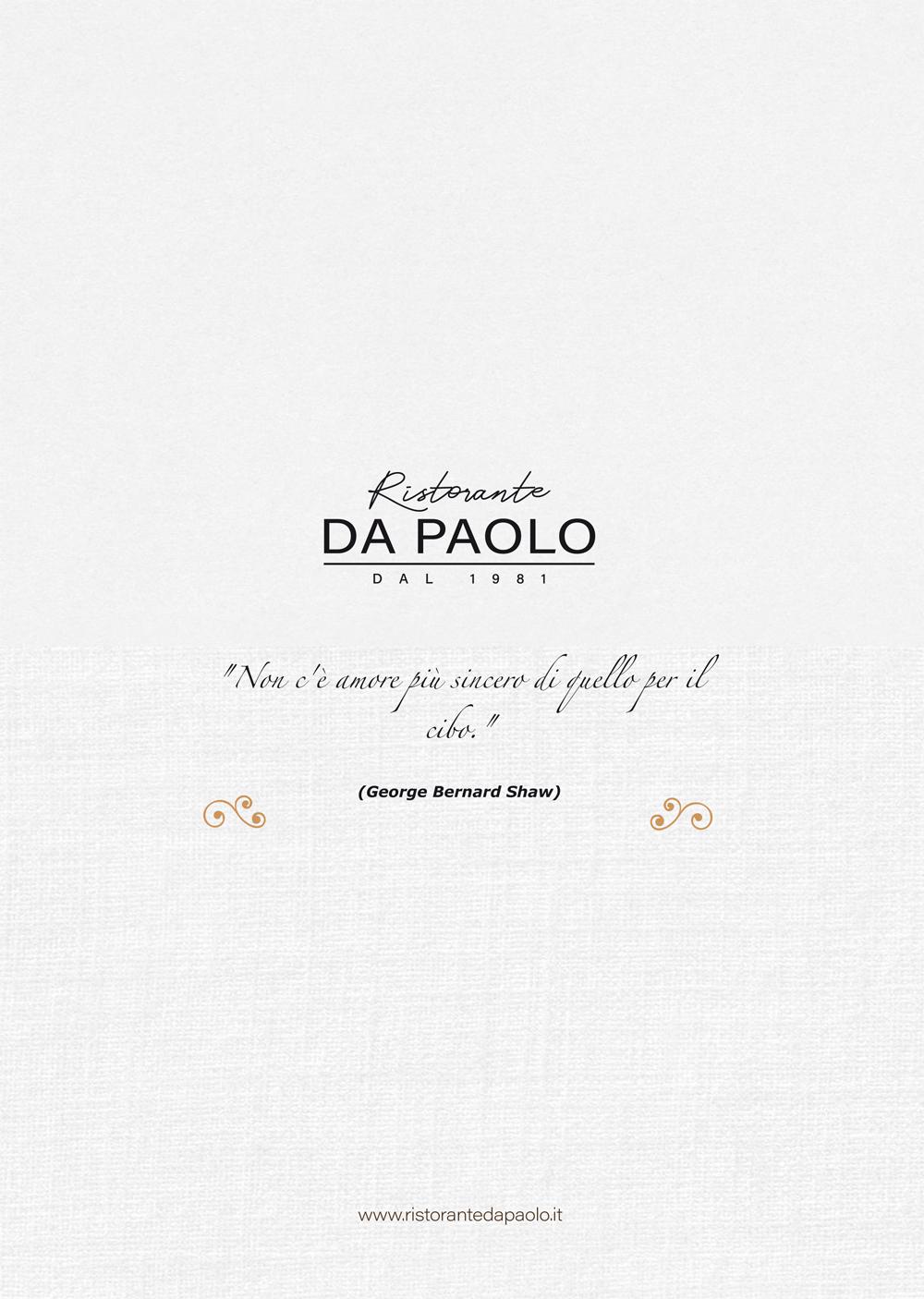Ristorante Da Paolo » Nel cuore di Bari, ristorante da Paolo